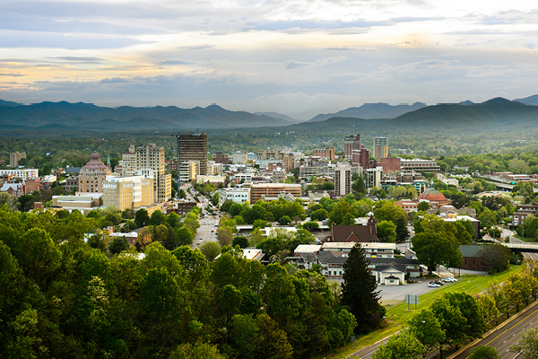 Destination: Amazing Asheville