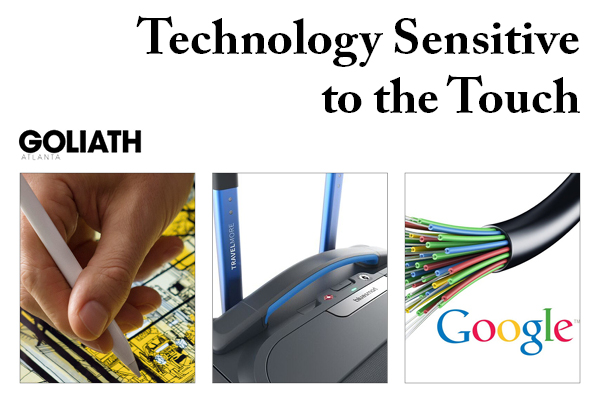 Technology Sensitive to the Touch