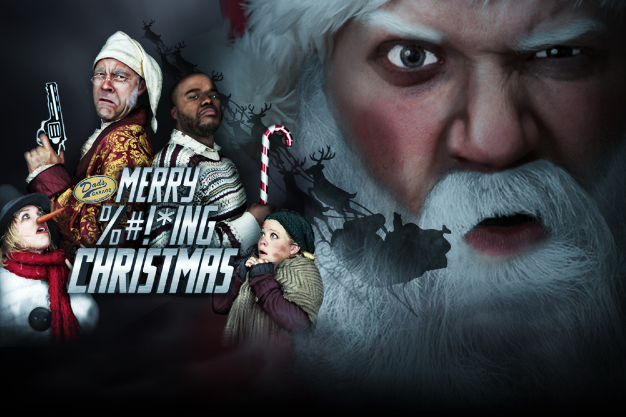 A Very Different %#!*ing Christmas Play