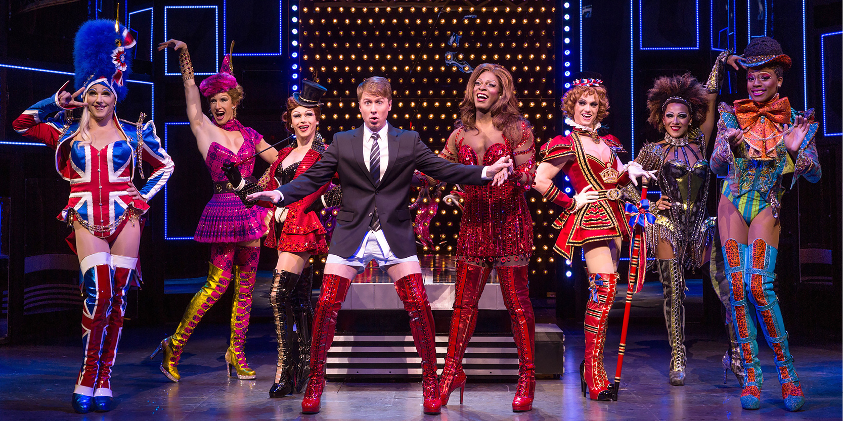 Put on Your Kinky Boots and Strut