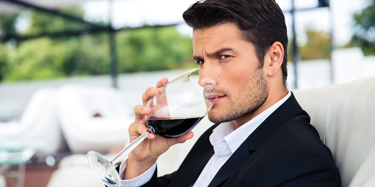 Pairing the Wine with the Man