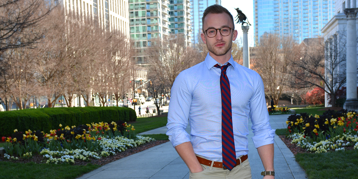 Man About Town: HRC Atlanta's Andrew Moon