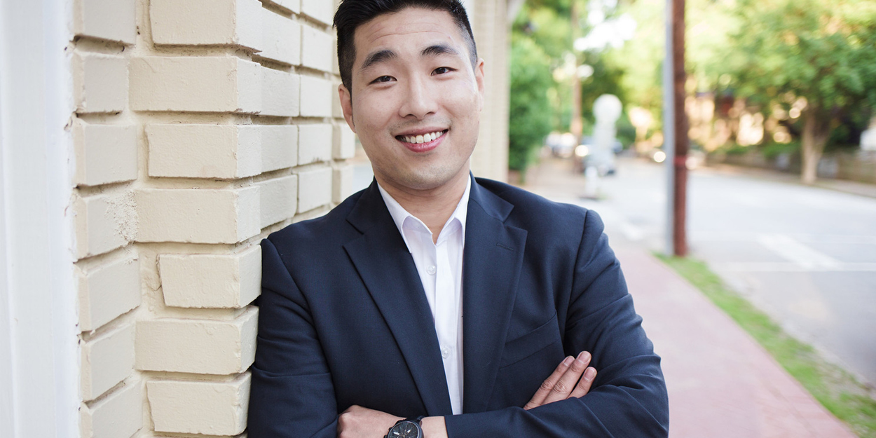 Man About Town: State Representative Sam Park